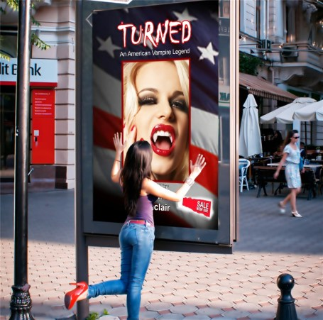 Turned Street Billboard 1000
