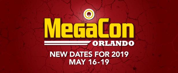 Mega Con 2019